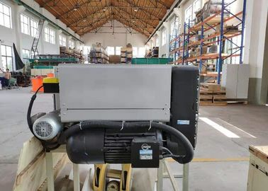 5t-6m Electric Single Girder Low Headroom Hoist for manufacture or processing workshop