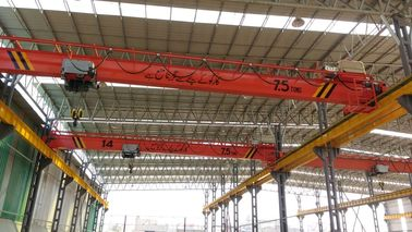 Warehouse 7.5 Ton 20m Single Girder Overhead Cranes