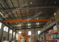 ভাল মানের Single Girder Overhead Cranes & LDX1t-12m Single Girder Overhead Cranes for machinery works/ Workshop / Warehouse / Station বিক্রিতে