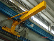 ভাল মানের Single Girder Overhead Cranes & Festoon Systems Wall Travelling Jib Crane Long Life Jib Boom Crane Motorized Rotation বিক্রিতে