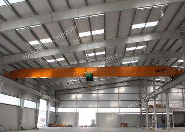 চীন 10T Single Girder Overhead Cranes For Factories / Material Stocks / Workshop পরিবেশক