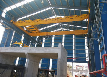 চীন LH 5T12M Double Girder Manual Overhead Crane For Workshop / Warehouse / Station পরিবেশক