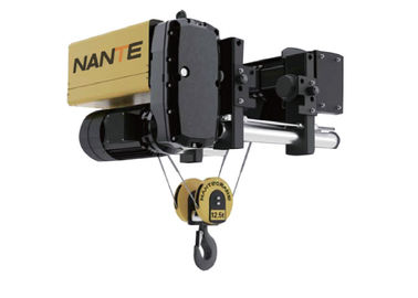চীন 12.5 Ton Low Headroom Hoist For Workshop , Maximum Lifting Height 30m পরিবেশক